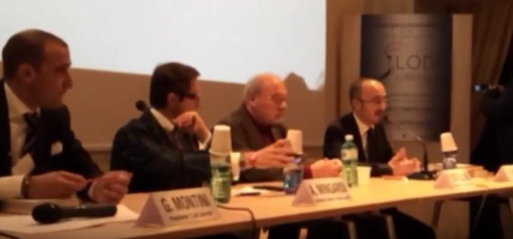 L'intelligenza del denaro – Alberto Mingardi, Piero Ostellino – 12 novembre 2013