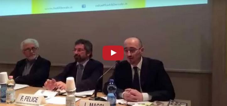 Istituzioni, persona e mercato – Flavio Felice, Ferruccio Pallavera – 22 gennaio 2014