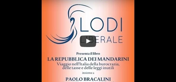 La Repubblica dei mandarini – Paolo Bracalini, Leonardo Facco – 23 giugno 2014