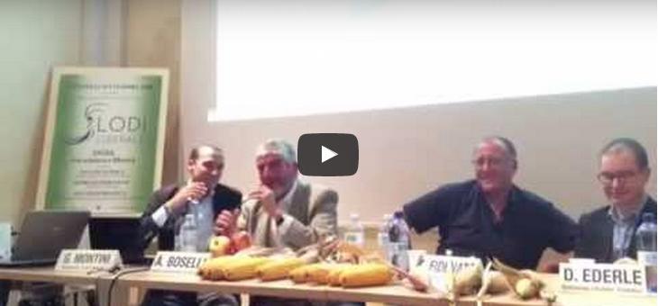OGM: tra scienza e libertA� – Giorgio Fidenato, Davide Ederle, Antonio Boselli – 22 settembre 2014