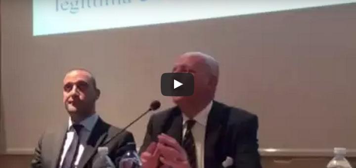 Orazione per la Repubblica – Pietro Di Muccio De Quattro, Giorgio Bottani – 20 ottobre 2014