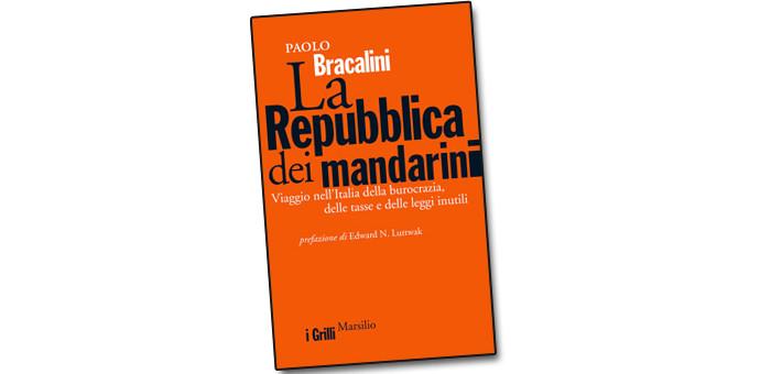 """La recensione del libro """"La repubblica dei mandarini"""" di Paolo Bracalini"""