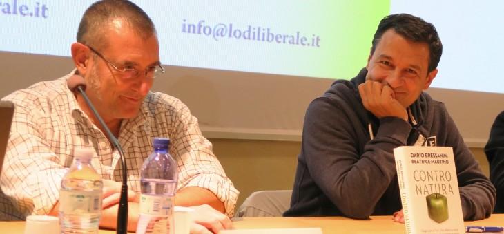 """Presentazione del libro """"Contro natura"""" di Dario Bressanini"""
