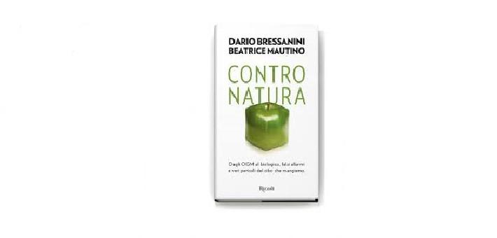 """Recensione del libro """"Contro natura"""" di Dario Bressanini e Beatrice Mautino"""