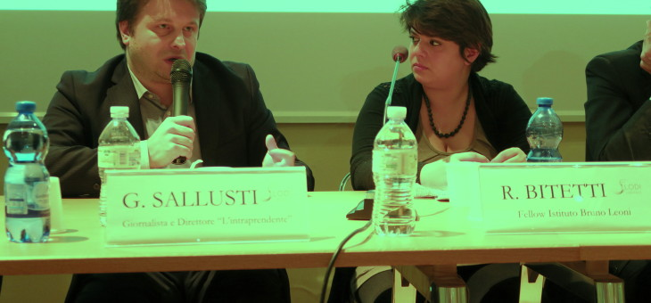 Presentazione dell'Indice delle liberalizzazioni 2015 dell'Ibl