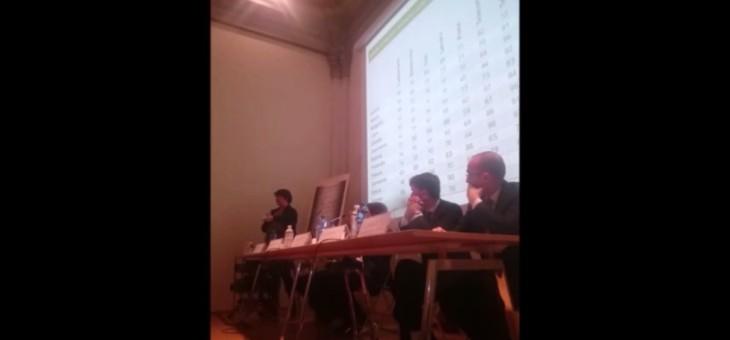 Indice delle liberalizzazioni 2015 – Rosamaria Bitetti, Giovanni Sallusti, Carlo Gendarini – 14 dicembre 2015