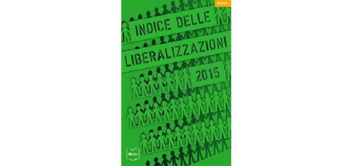 Recensione dell'indice delle liberalizzazioni 2015 redatto dall'Istituto Bruno Leoni