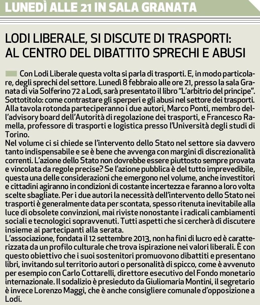 Lodi Liberale Presentazione 2 L arbitrio del Principe Marco Ponti, Francesco Ramella-page-001 (1)