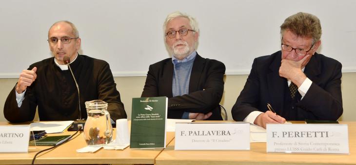 """Presentazione del libro """"La Prima Guerra mondiale come effetto dello stato totale"""" di Don Beniamino Di Martino"""