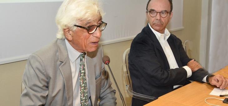 """Presentazione del libro """"Scegliere i vincitori, salvare i perdenti"""" di Franco Debenedetti"""