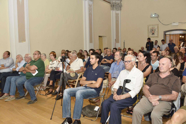 Associazione Lodi Liberale - Presentazione libro Debenedetti Scegliere i vincitori salvare i perdenti Parisi