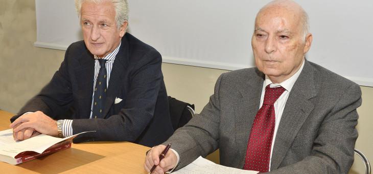 """Presentazione del libro """"Dal miracolo economico al declino?"""" di Vito Tanzi"""