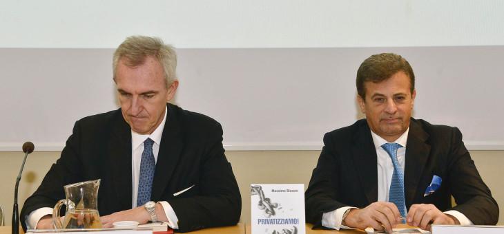 """Presentazione del libro """"Privatizziamo!"""" di Massimo Blasoni"""