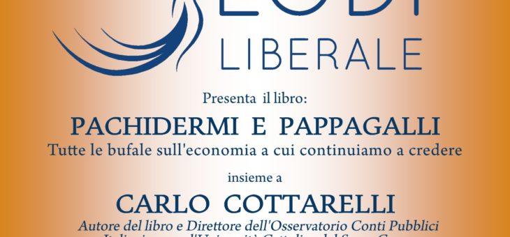 """Lunedì 20 Aprile 2020 Presentazione del libro """"Pachidermi e Pappagalli"""""""