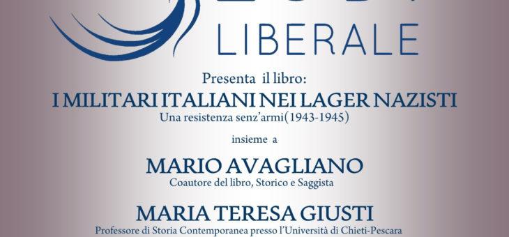 """Lunedì 25 gennaio presentazione del libro """"I militari italiani nei lager nazisti"""""""